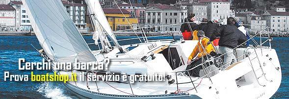 Barche usate e nuove, vendita barche, annunci barche
