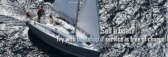 The boat of your dreams on Boatshop.it.